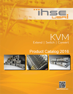KVM Switches Extenders Catalog